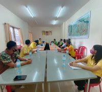 วันที่ 15 กรกฎาคม 2563 นายปรีดา ภาวศิลป์ รักษาการผู้อำนวยการส่วน/หัวหน้าหน่วยจัดการต้นน้ำห้วยโพธิ์  นำเจ้าหน้าที่สำนักงานการตรวจเงินแผ่นดิน (สตง.) ลงพื้นที่ บ้านผาชัน หมู่ที่ 7 ต.สำโรง อ.โพธิ์ไทร  จ.อุบลราชธานี