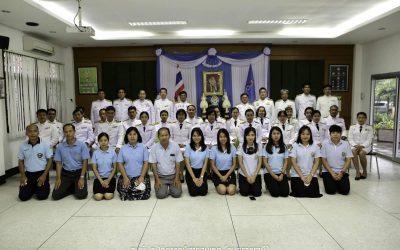 วันที่ 11 สิงหาคม 2563  หัวหน้าหน่วยจัดการต้นน้ำ ส่วนจัดการต้นน้ำ สบอ.9 เข้าร่วมโครงการจัดงานปลูกป่าอาเซียนแนวชายแดนประเทศไทย - ราชอาณาจักรกัมพูชา ในเขตพื้นที่อุทยานชาติเขาพระวิหาร ณ บริเวณพื้นที่ชำแต ต.ภูผาหมอก อ.กันทรลักษ์ จ.ศรีสะเกษ